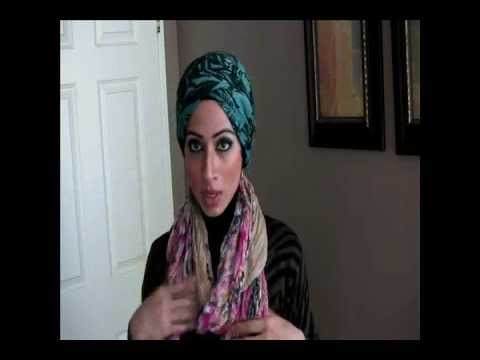 Turban Hijab Style 32 Youtube