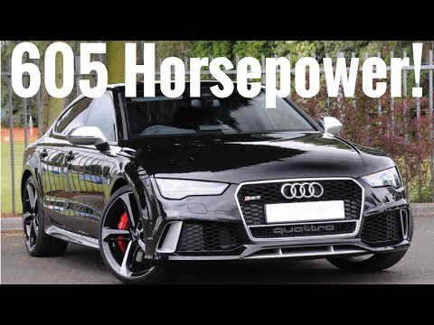 2016 Audi RS7 Review!! Audi RS7 vs A7 From A Tall Guys Perspective..