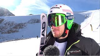 Interview Ted Ligety - Ski Weltcup 2017 in Sölden