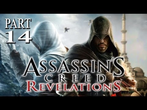 "Road to AC3 - Assassin's Creed: Revelations - Part 14 ""Getting Old!"""