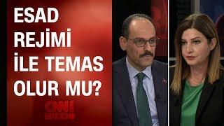 Cumhurbaşkanlığı Sözcüsü İbrahim Kalın: Artık terör devleti tehdidi bitti