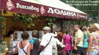 Отдых на Азовском и Черном море Тамани