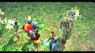 Dungeon Siege : Legends of Aranna Trailer