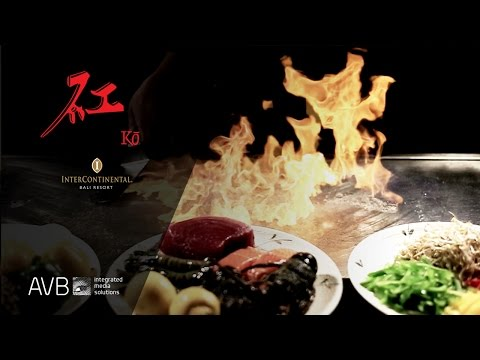 KO Restaurant by InterContinental Bali Resort