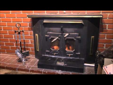 Hutch Mfg. Co. Double Wall Fireplace Insert
