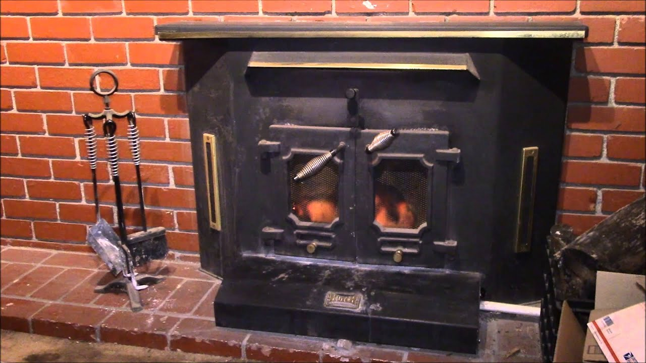 hutch mfg co double wall fireplace insert youtube