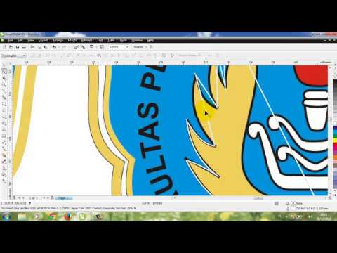 This video explains how to recreate a logo. where initially there are only old images whose files ha.