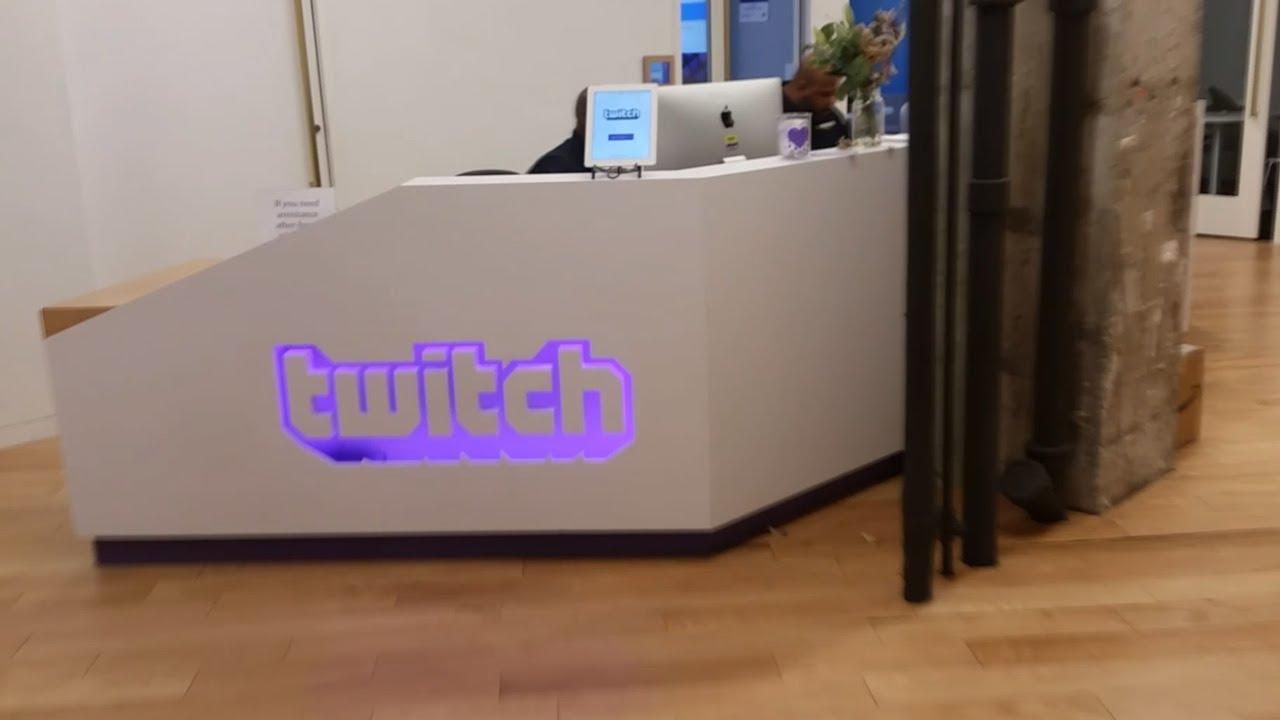 Recepción de Twitch SF.