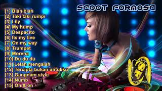 [66.86 MB] DJ Lily | On my way | Taki taki | Breakbeat terbaru 2019 BASSnya Kenceng Banget