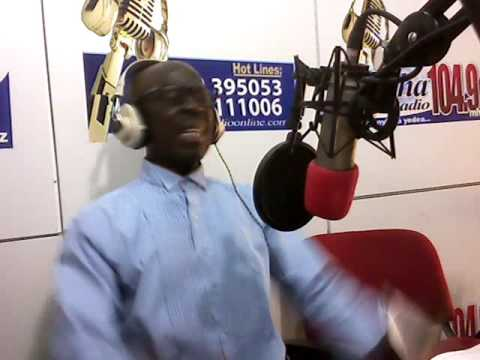 Alpha Hour of Salvation with Pastoe Isaac Antwi Donkor