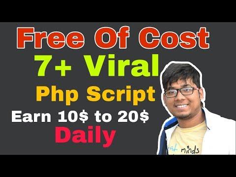 Earn 10$ Daily | 8+ Viral Php Script | Facebook Viral Quiz Script