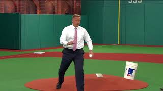 Pickoff moves and reading pitchers