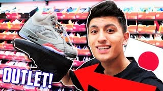 NIKE OUTLET JAPAN! BEST SNEAKERS UNDER $100? (VENUS FORT)