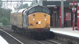 37603 at Wigan - 01 October 2012