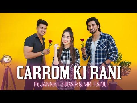 Carrom Ki Rani | ft. @Jannat Zubair Rahmani @Mr. Faisu  | Aadil Khan Choreograph