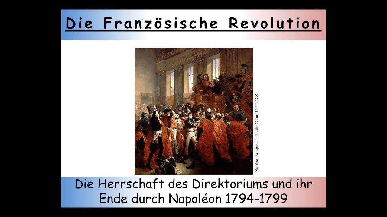 Französische Revolution Zusammenfassung Teil 4 Die Dritte Phase