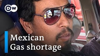 Fight against fuel theft in Mexico | DW News