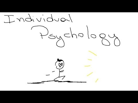 Alfred Adler - Individual Psychology - YouTube