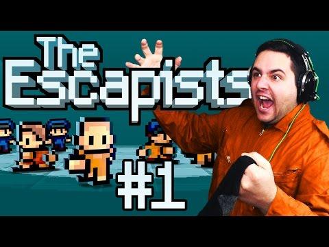 Une chaussette & un savon DANS TA FACE! | The Escapists #1