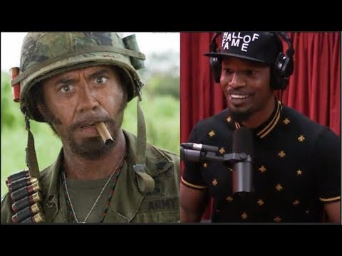Thumbnail: Jamie Foxx on Robert Downey Jr. Doing Blackface - Joe Rogan