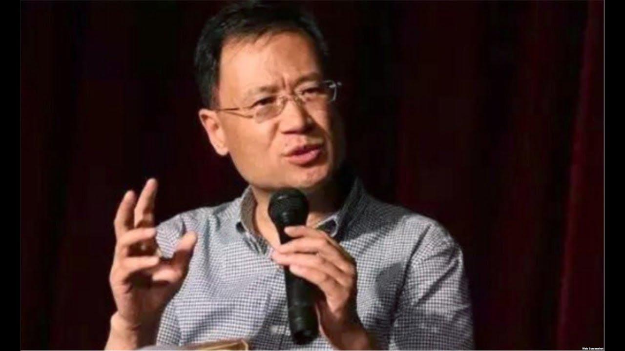 许章润被抓:龌龊的罪名,龌龊的习近平  2020年7月6日 第50期