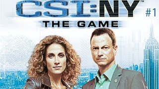 CSI New York Game - Case 1 (Downward Spiral)
