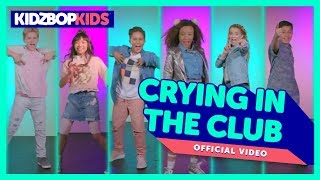 Watch Kidz Bop Kids Crying In The Club video