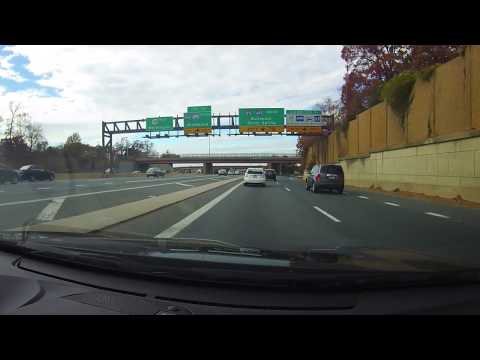 Drinking And Driving On US 50 And I-495 (Capital Beltway)