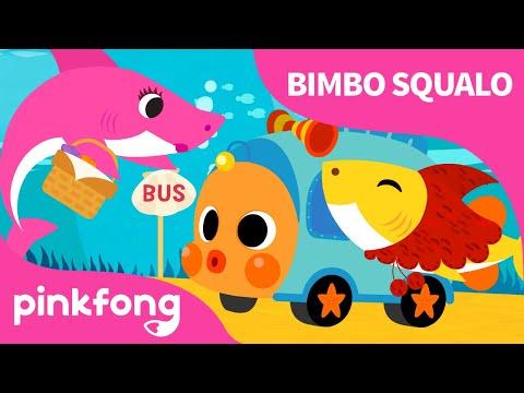 Bimbo Squalo sul Bus   Canta Assieme a Bimbo Squalo   Pinkfong, Bimbo Squalo! Canzoni per Bambini