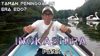 Inokashira Park 井の頭公園。Let's take a walk in Japan. Recommended place to enjoy your day!