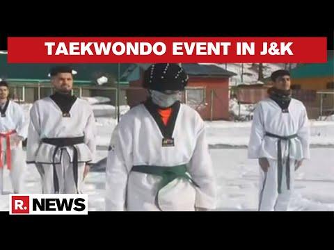 J&K: 4-Day Taekwondo Camp Organised As Part Of Sports Event In Pahalgam thumbnail