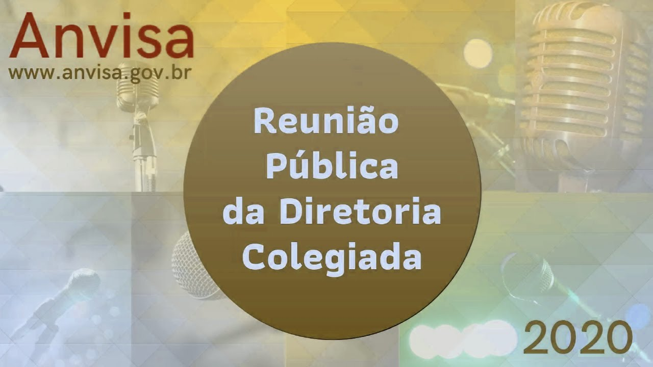 23ª Reunião Ordinária Pública da Diretoria Colegiada - 2020