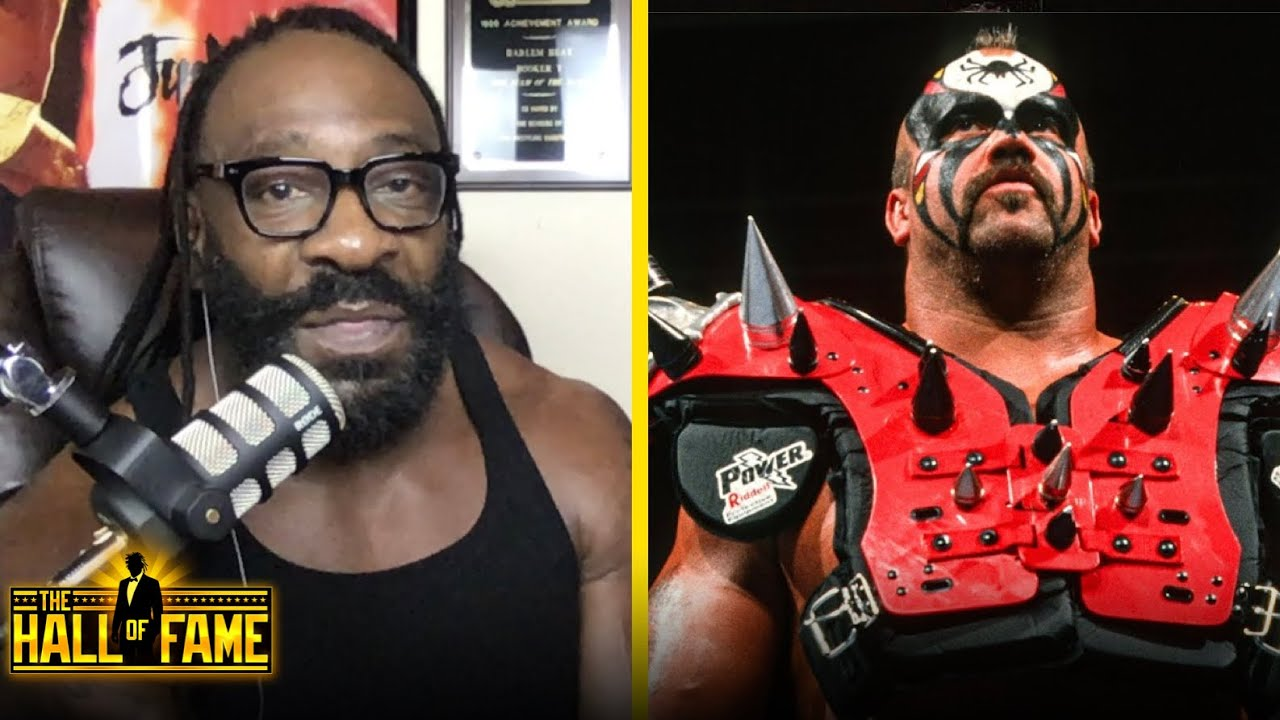 Booker T Remembers Road Warrior Animal