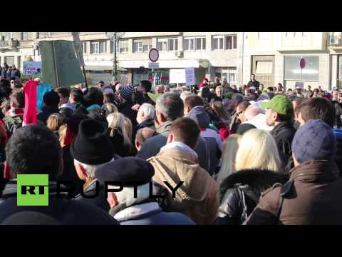 Serbia: Belgrade citizens take on Monsanto and GMO