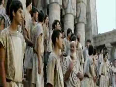 Agora-Hypatia-last moments of the Library of Alexandria
