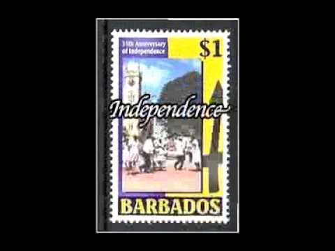 The Barbados Postal Service; 1600 - Post Independence