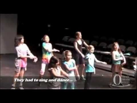 Annie Auditions at the Olney Theatre Center