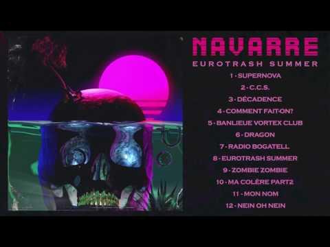 NAVARRE - Eurotrash Summer (Full album)