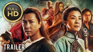 🎥 CROUCHING TIGER, HIDDEN DRAGON (2000)   Full Movie Trailer   Full HD   1080p