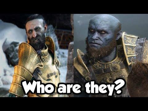 Who are Brokk & Sindri? - Exploring the Mythology Behind God of War 4 (SPOILERS)