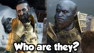 Who are Brokk & Sindri? - Exploring the Mythology Behind God of War 4 (SPOILERS)