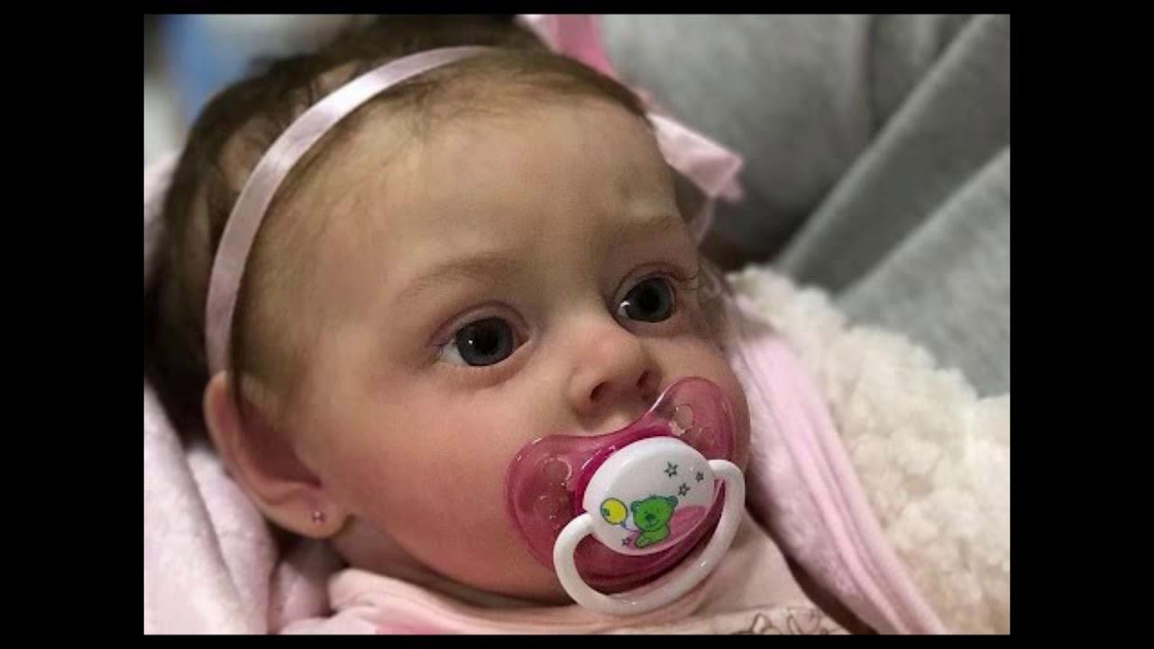 Realistic Reborn Baby Dolls Youtube
