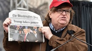 Michael Moore Makes Secret Film About Trump (And its' a Sequel to