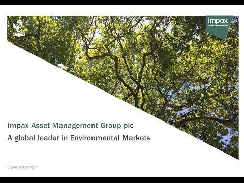 Impax Asset Management Group plc - Equity Development Investor Forum, November 2016