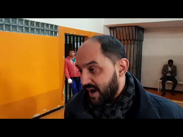 Federico Greve - 3000 votos es remontable y trabajaremos en las tres ciudades