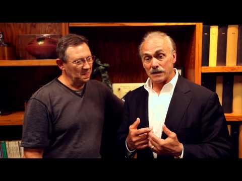 A Conversation with Rocky Bleier and Leo V. Murray Jr.