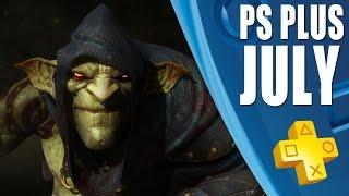 PlayStation Plus UK - July 2015