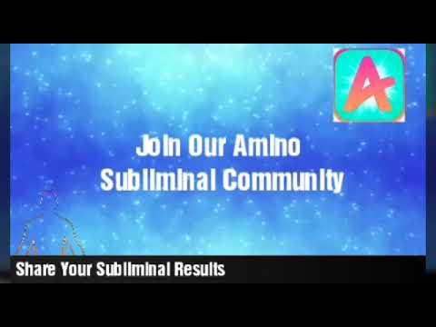 Subliminal Results Amino