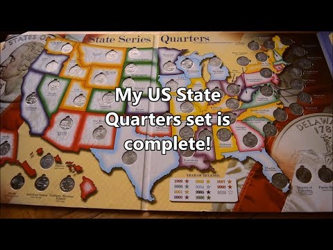 US State Quarters Collection
