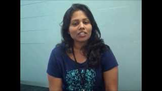Roopa Vishwanathan from the Client Financial Management (CFM) team shares her career experience